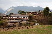 Ghandruk - Biggest Village Of Gurungs