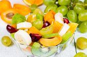 Salad Of Fresh Fruits