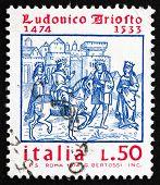 Postage Stamp Italy 1974 Ludovico Ariosto, Poet