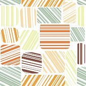 Abstract Rectangles Seamless