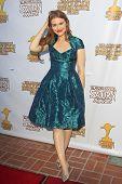 BURBANK - JUN 26: Holland Roden at the 39th Annual Saturn Awards held at Castaways on June 26, 2013 in Burbank, California