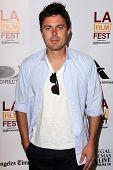 LOS ANGELES - JUN 15: Casey Affleck kommt in die