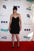 LOS ANGELES - JUN 25:  Pauley Perrette arrives at the 4th Annual Thirst Gala at the Beverly Hilton H