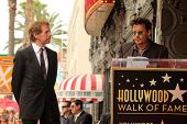 LOS ANGELES - JUN 24:  Jerry Bruckheimer, Johnny Depp at  the Jerry Bruckheimer Star on the Hollywoo
