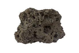 foto of scoria  - Vesicular volcanic rock scoria from Etna Sicily - JPG