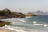 foto of ipanema  - Devil beach in Ipanema - JPG
