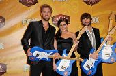 Lady Antebellum at the 2010 American Country Awards Press Room, MGM Grand Hotel, Las Vegas, NV. 12-06-10