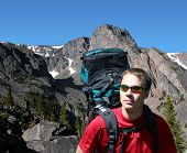 Backpacking In The Montana Wildnerness