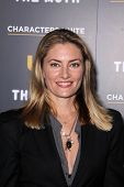 Madchen Amick at USA Network and Moth present