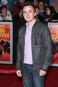 Frankie Muniz at the
