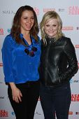 Maya Rudolph and Amy Poehler at the