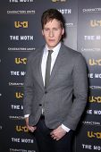 Dustin Lance Black at USA Network and Moth present
