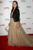 Olivia Wilde at LACMA presents
