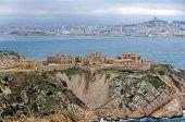 Hospital Caroline On Ratonneau Island In Marseille, France