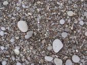 Rocks, Sand, And Pebbles