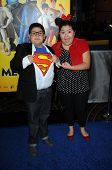 Rico Rodriguez and sister Raini Rodriguez  at the