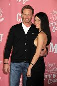Ian Ziering and Erin Kristine Ludwig at the Jennie Garth 40th Birthday Celebration, The London, West Hollywood, CA 04-19-12