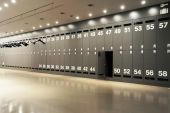Modern Locker Room