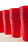 Plastic Red Cups