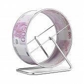 Euro Hamster Wheel
