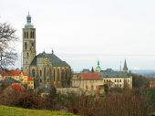 St. James Church In Kutna Hora, Czechia