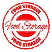 Food Storage Stamp