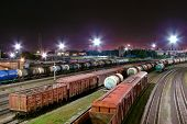 railroad classification yard
