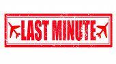 Last Minute Stamp