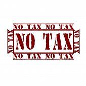No Tax Stamp