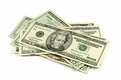 picture of money stack  - Money - JPG