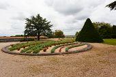 Round Shape Garden In Rochefort