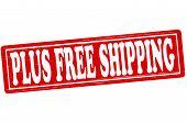 Plus Free Shipping
