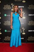 LOS ANGELES - JUN 22:  Lili Estefan at the 2014 Daytime Emmy Awards Arrivals at the Beverly Hilton H