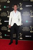 LOS ANGELES - JUN 22:  Casey Moss at the 2014 Daytime Emmy Awards Arrivals at the Beverly Hilton Hot