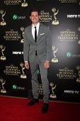 LOS ANGELES - JUN 22:  Adam Gregory at the 2014 Daytime Emmy Awards Arrivals at the Beverly Hilton H