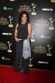 LOS ANGELES - JUN 22:  Debra Toscano at the 2014 Daytime Emmy Awards Arrivals at the Beverly Hilton Hotel on June 22, 2014 in Beverly Hills, CA