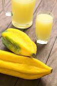 Babaco Fruit