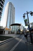 Tokyo, Japan - November 23: People Visit The  Mori Tower In Roppongi Hills