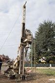 Borehole For Soil Testing