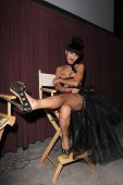 LOS ANGELES - NOV 21:  Bai Ling at the