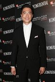 LOS ANGELES - NOV 9:  Daniel Henney at the Hamilton Behind The Camera Awards at the Wilshire Ebell Theater on November 9, 2014 in Los Angeles, CA