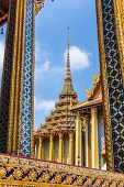 Wat Phra Kaew View