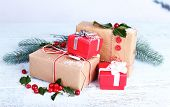 foto of aquifolium  - Beautiful Cristmas gifts with European Holly  - JPG