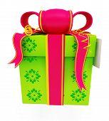 Illustration Of Giftbox