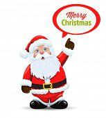 Santa Claus . Vector