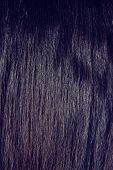 Black hair background