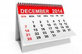 Calendar December 2014