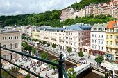 Karlovy Vary, Czech Republic, Europe