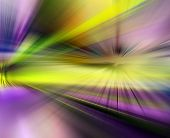 Abstract background in yellow, purple and pink colors