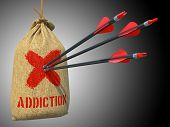 stock photo of crack addiction  - Addiction Concept - JPG